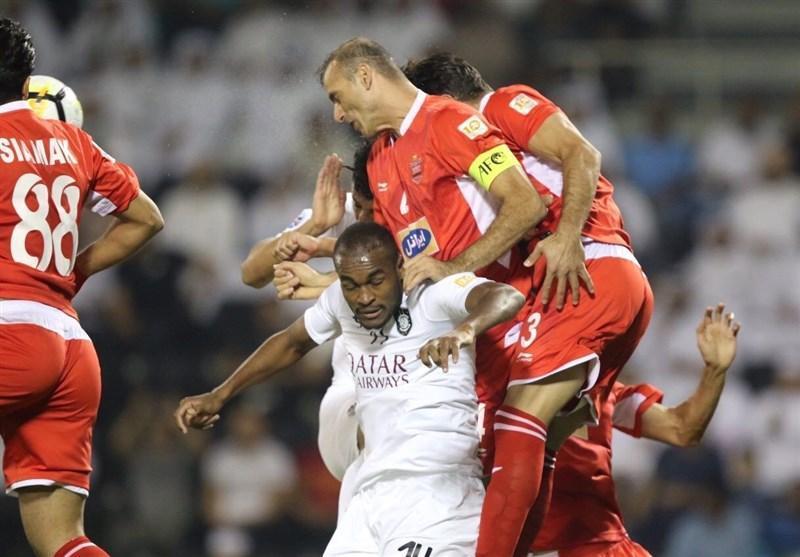 AFC: السد به دنبال انتها رکورد پیروزی های خانگی پرسپولیس است